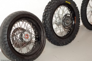 KTM 690 SMC & Enduro wheels